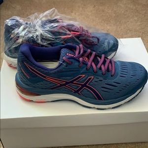 Women's ASICS athletic shoes